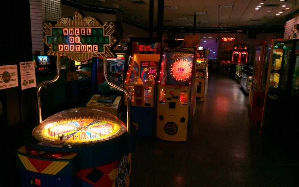 Building An Arcade?
